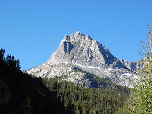 Hurd Peak\'s impressive North...