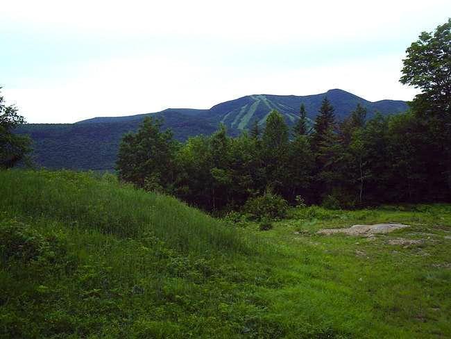 Mount Tecumseh( the lowest...