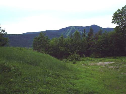 Mount Tecumseh( the lowest...