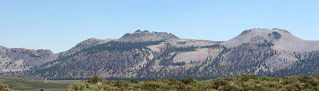 Crater Mountain (tallest) &...