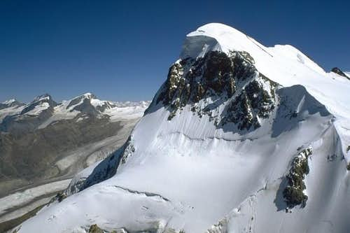 Breithorn seen from Piccolo...