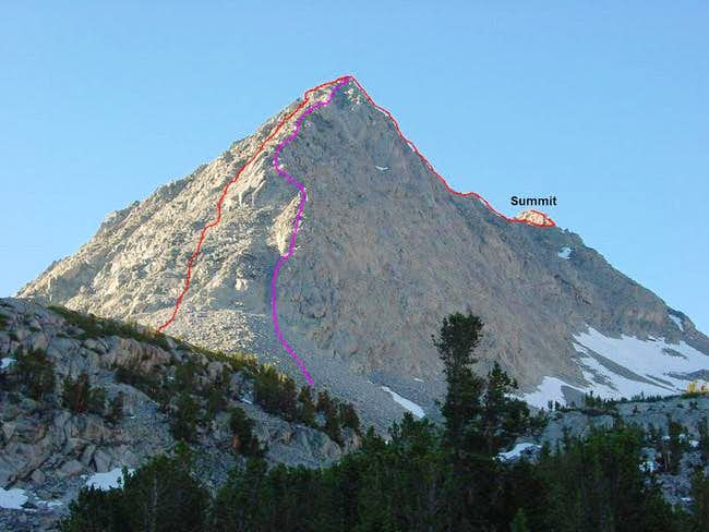 Rosy Finch Peak