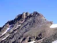 Lavender Peak seen from Mount...