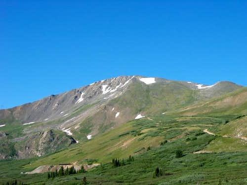 Argentine Peak