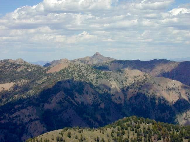 Mystery Peak from Rock Roll's...