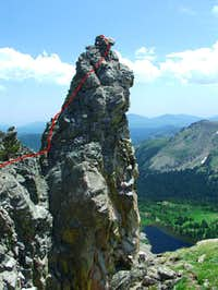 Devils Thumb Park/Direct Traverse/Devils Spiral