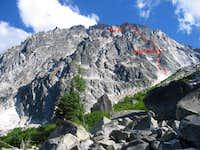 Serpentine Ridge
