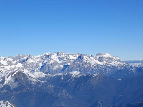 Picos de Europa, from Peña...