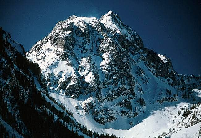 Mount Wister