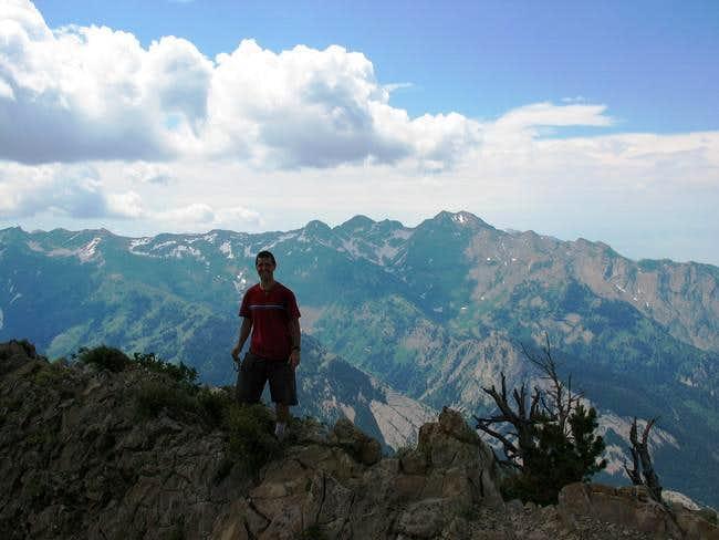 My first summit, July 23,...