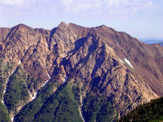 July 25th, 2005 - Mt Superior...