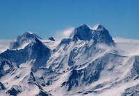 Peak Shurovskogo, Chatyn,...
