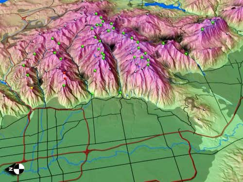 Wasatch Alpine Climbs