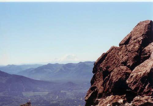 Mount Ranier from just below...