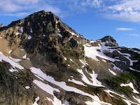Black peak. South and NE...