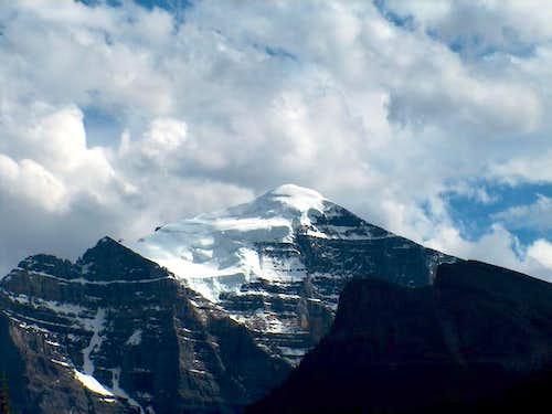 The East Ridge of Mount...