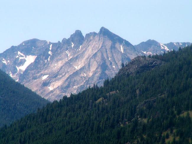 Mustang Peak (Howard Peak)