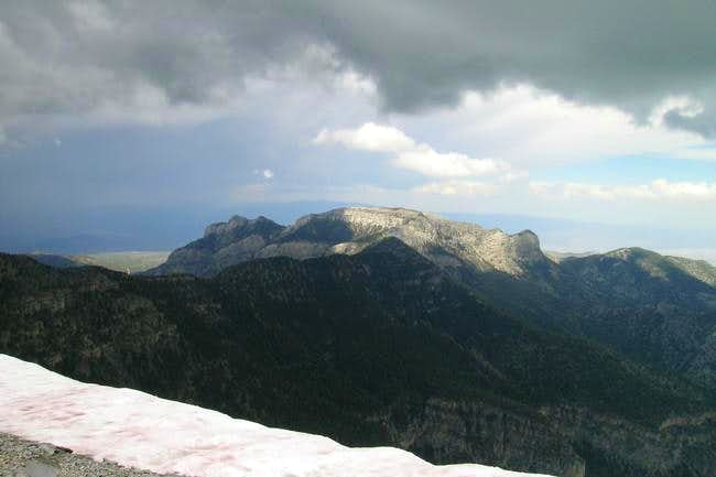 Mummy Mt. from near Mt....