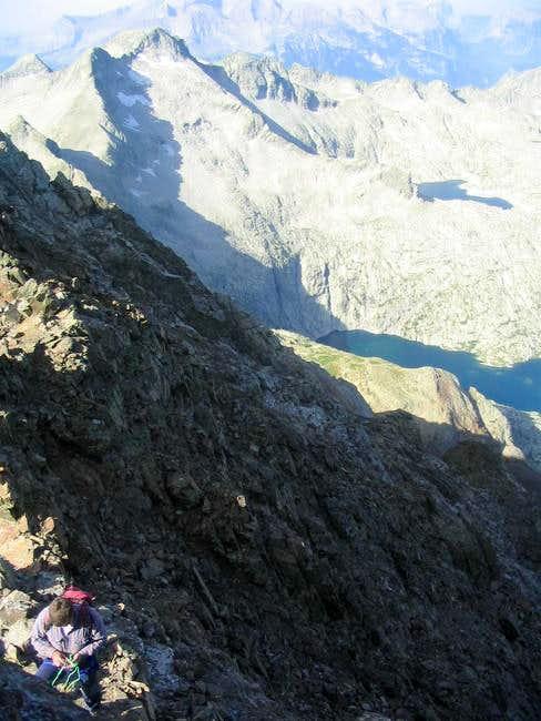 on the Espadas-Posets ridge...