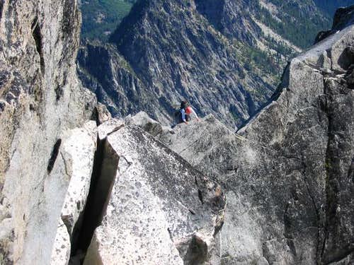 RPC's Alpine Lakes Wilderness Climbs