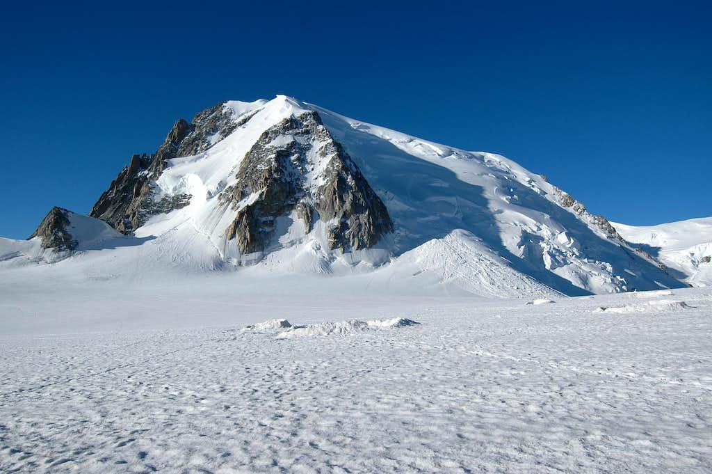 Mt Blanc du Tacul