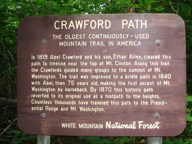 Information of the Crawford...