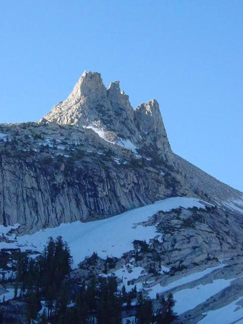 Unicorn Peak from the...
