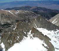 Mt. Gayley, Southwest Ridge...