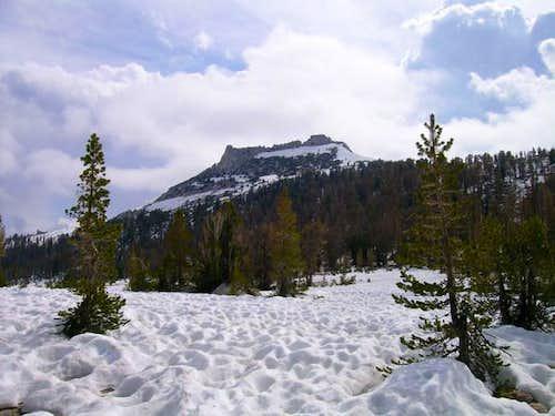 Tresider Ridge from near...