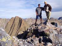 Tim and Ron on Summit of...