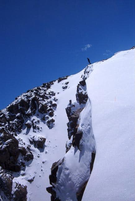 Hurricane Pk North Couloir...