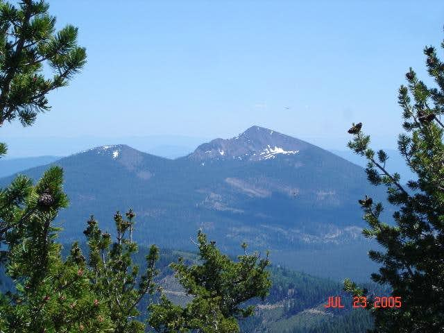 Ash Creek Butte