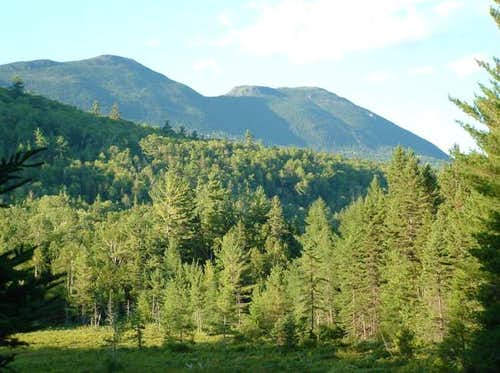 West Peak (left) and Avery...