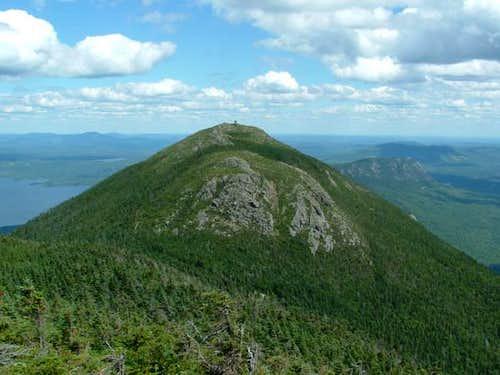 Avery Peak as seen from West...