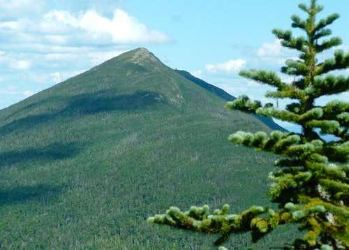 West Peak from just below the...
