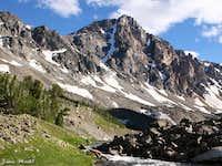 Whitetail Peak, July 05'...
