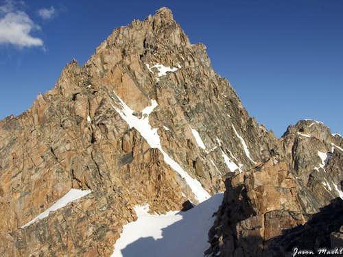 Granite Peak Snow Bridge