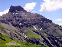 Potosi Peak from Yankee Boy...