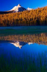 Unicorn Peak Reflection
