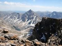View of Whitetail Peak from...