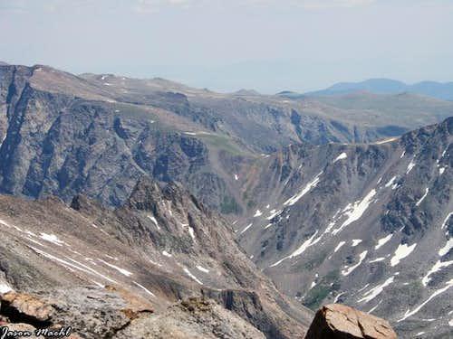 Sundance Pass and Silver Run...