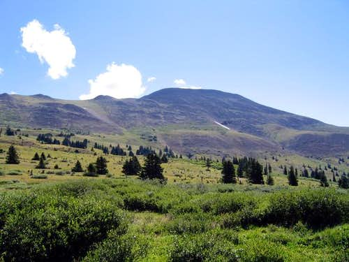 Boreas Mountain from Boreas...