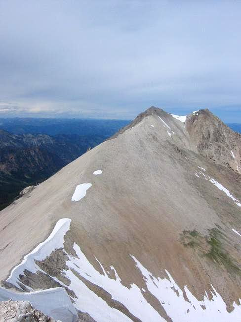WCP-9 from the summit of D.O....
