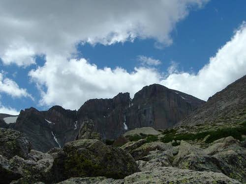 Longs Peak- a great day on a great mountain.