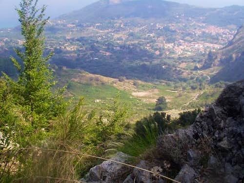 San Giovanni a Piro, seen...