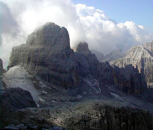 Torre di Brenta from NW - on...