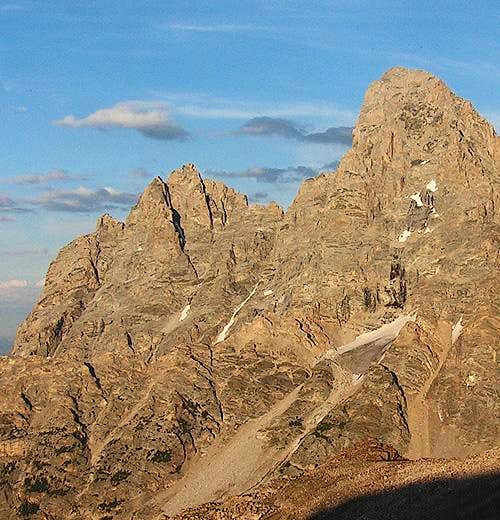 The Grand Teton from the...
