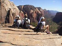 Angels Landing Hiking Trail