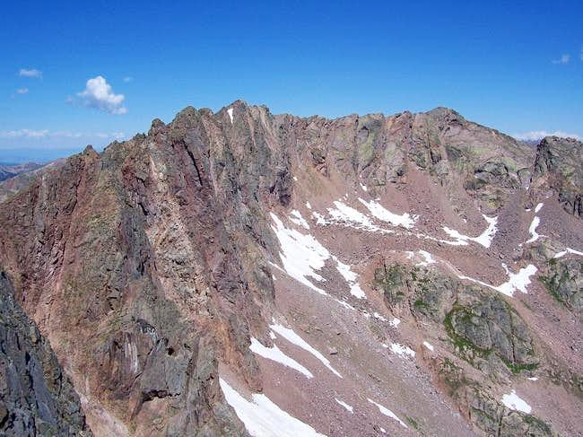 The Grand Traverse, from the...