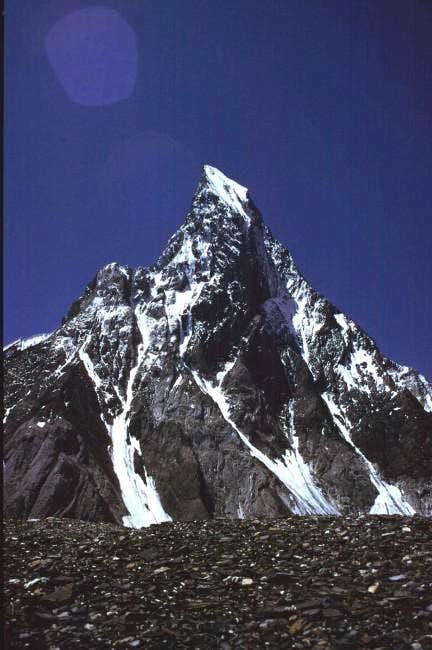 View of Mitre Peak from...